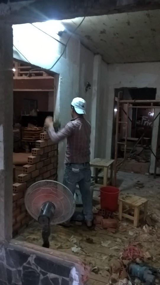 Dịch vụ sửa chữa nhà tại quận 2
