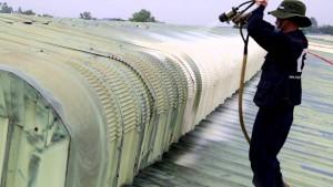 Thợ làm lợp mái tôn tại quận tân phú