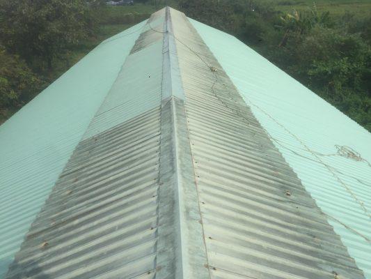 Thợ lợp mái tôn tại quận gò vấp