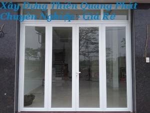 Thợ làm cửa nhôm vách ngăn nhôm kính tại tp Biên Hòa