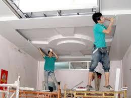 Thợ làm trần vách thạch cao tại quận Gò Vấp