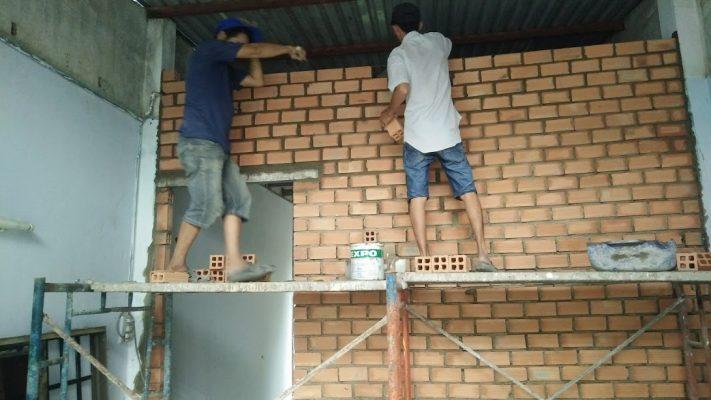Sửa nhà tại quận 5