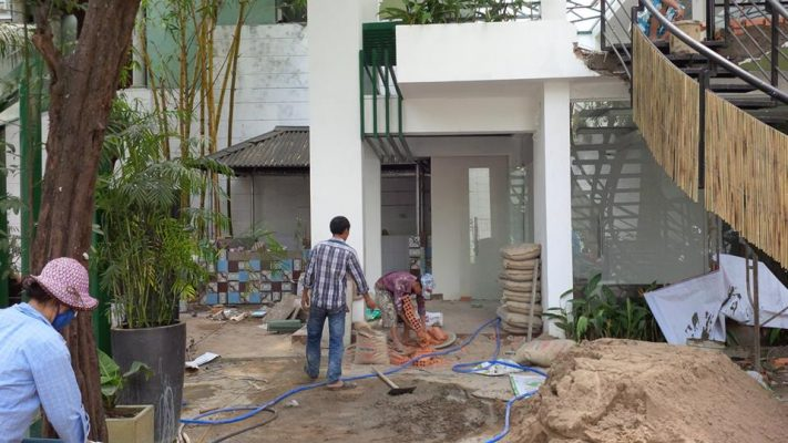 Sửa chữa nhà ở tại quận 4