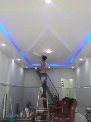 Dịch vụ sơn nhà giá rẻ tại quận 8