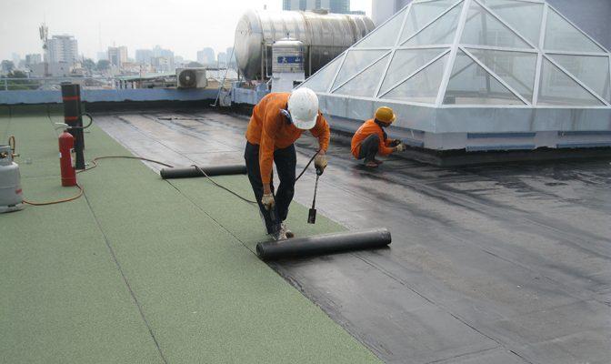 Thợ sửa chống thấm tại Biên Hòa