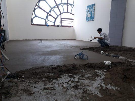 Thi công ốp lát gạch tại Biên Hòa Đồng Nai
