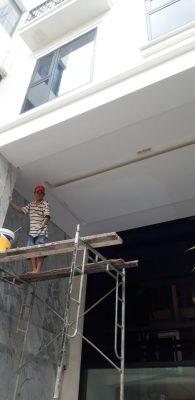 Thi công sơn nước tại TPHCM