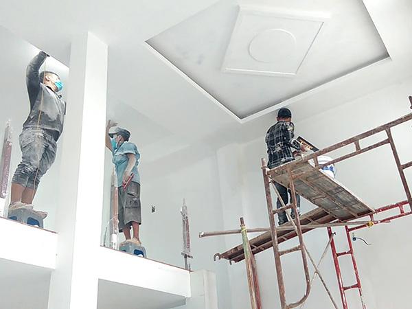 Sửa nhà trọn gói tại TPHCM