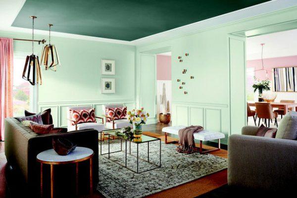 Thợ sơn nhà đẹp