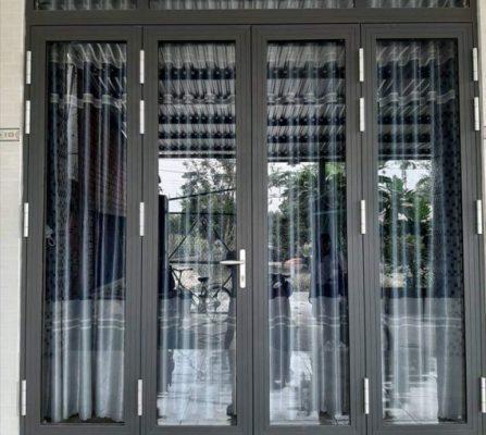 Thi công lắp đặt cửa nhôm kính quận Bình Thạnh