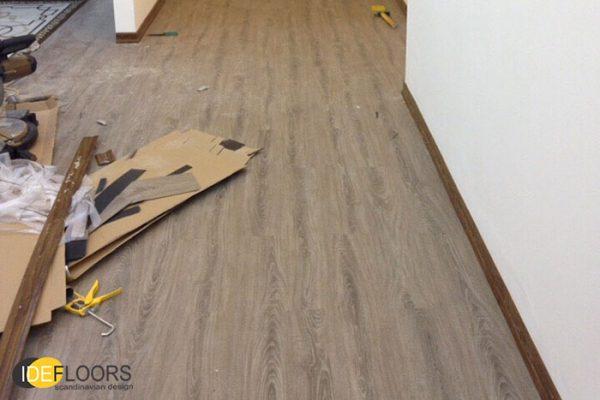 Thi công sàn nhựa giả gỗ TPHCM