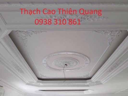 Thi công đóng trần thạch cao Biên Hòa